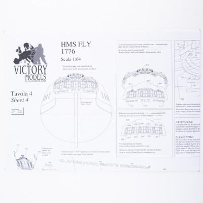 Piano costruzione Fly 1:64