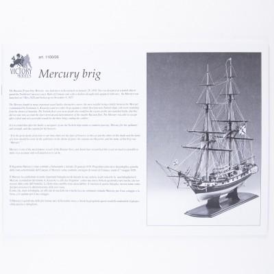 Piano costruzione Mercury