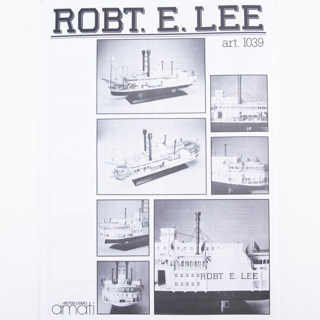 Plan Robert E. Lee