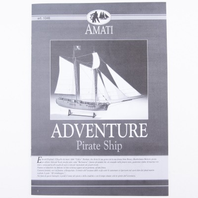 Aventura - Barco pirata...