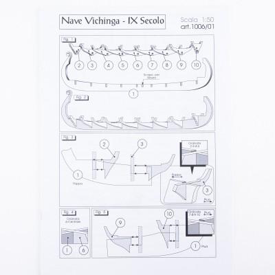 Plan de barco vikingo