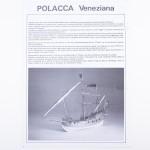 Piano costruzione Polacca Veneziana