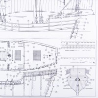 Piano costruzione Pinta