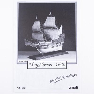 Piano costruzione Mayflower