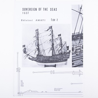 Sovereign of the Seas Plan