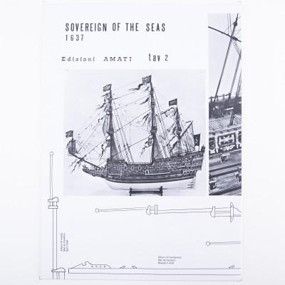 Piano costruzione Sovereign Of The Seas