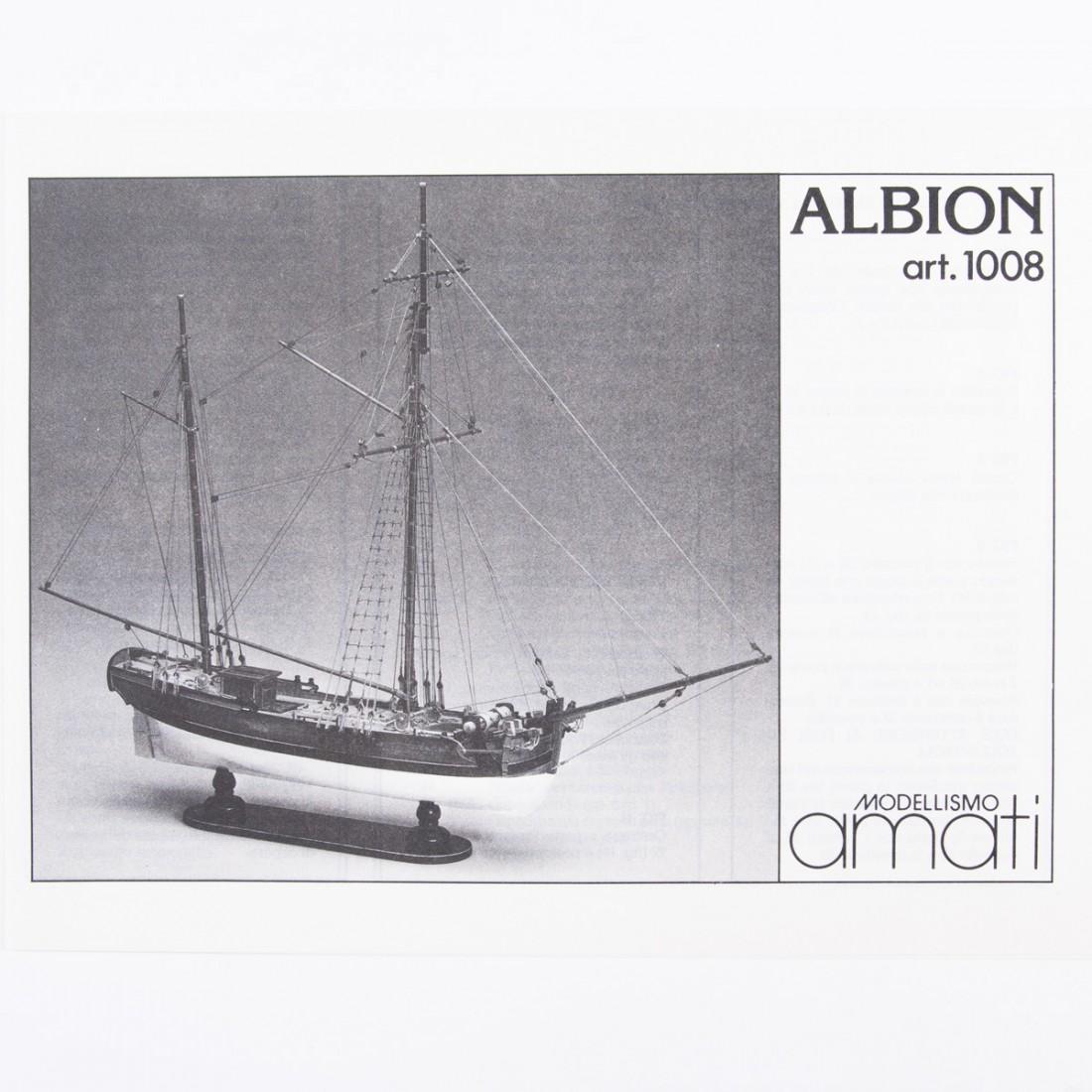 Albion ship Plan