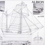 Piano costruzione Mercantile Albion