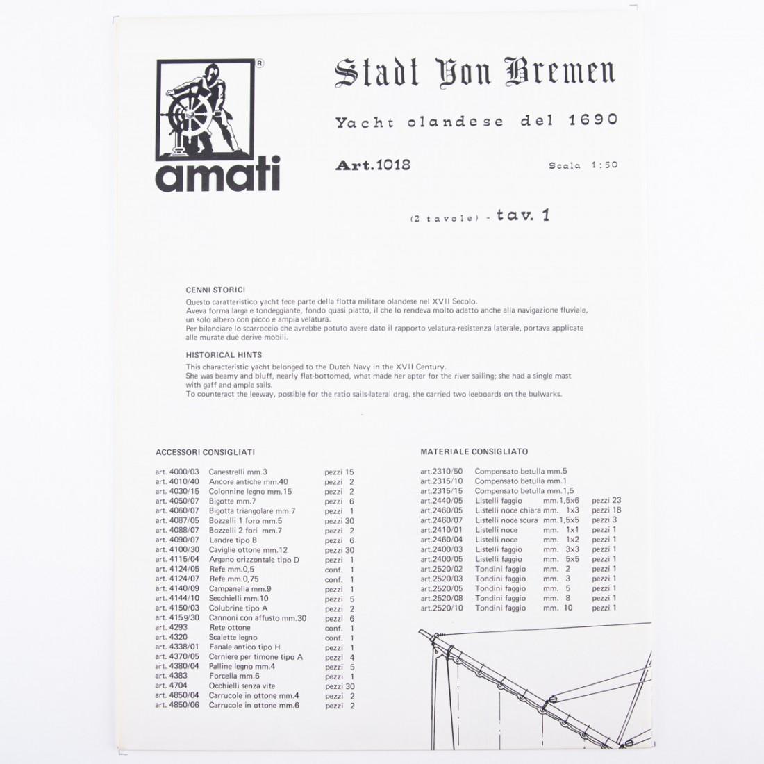 Stadt Von Bremen Plan