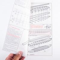 Piano costruzione Cannoniera Arrow