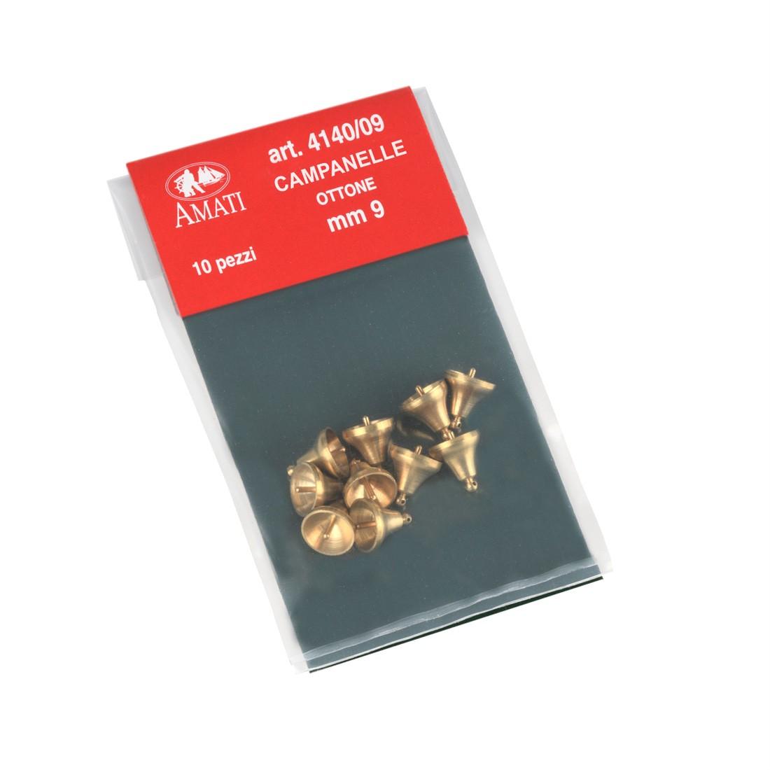 Brass bells mm.9
