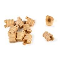 Secchielli legno mm. 9