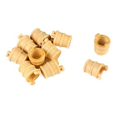 Secchielli legno mm.12