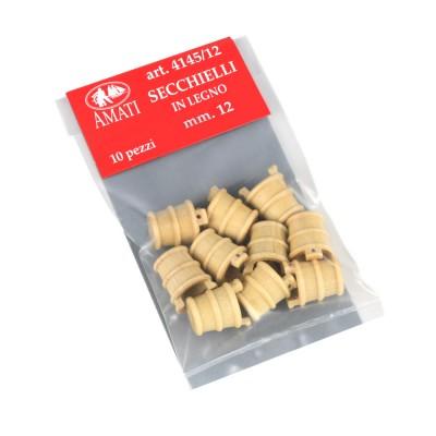 Cubos de madera mm.12