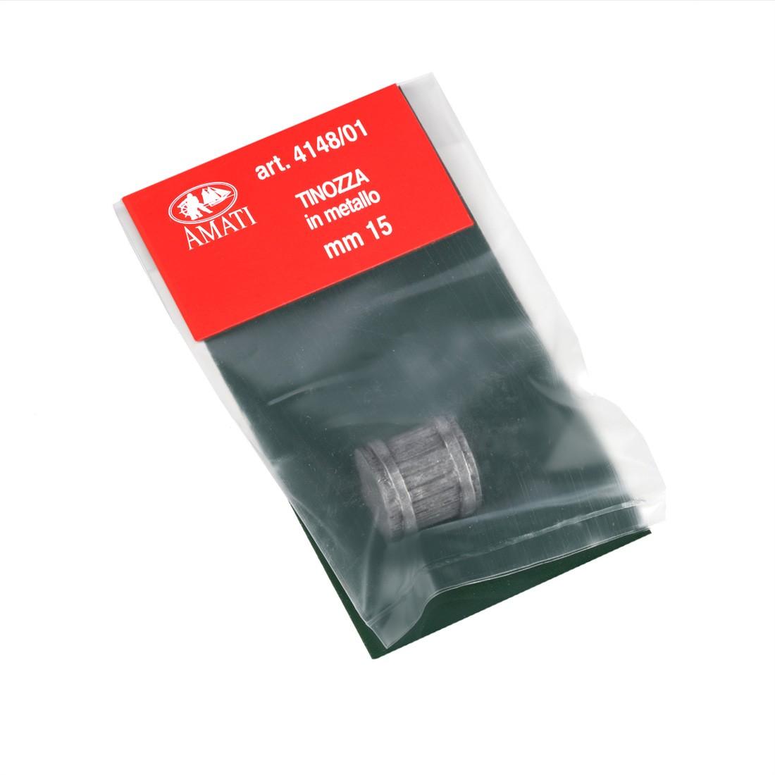 Baquets en métal mm.15