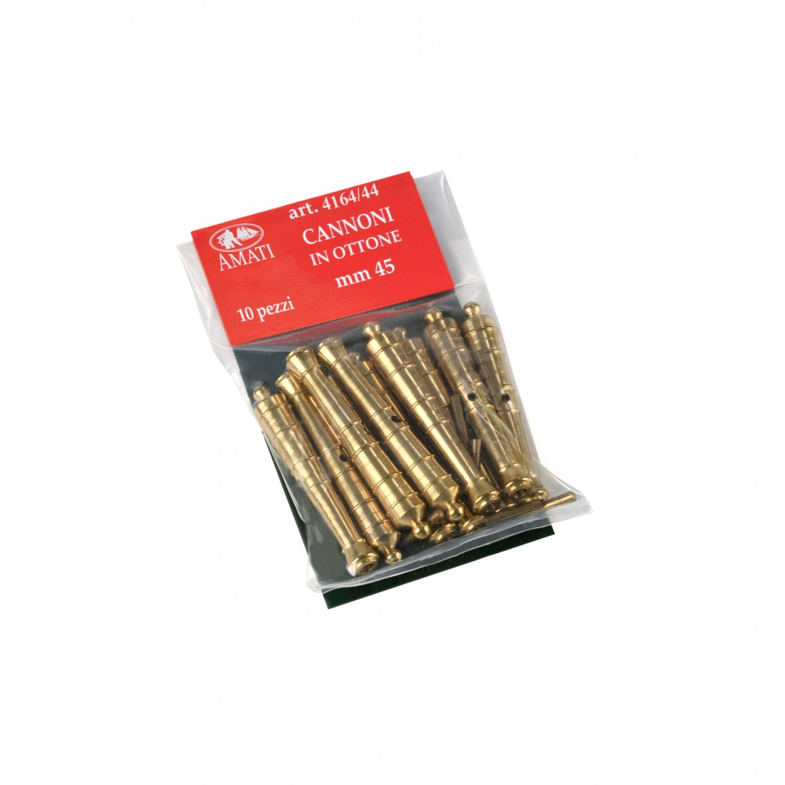 Tubes canons mm.45 laiton