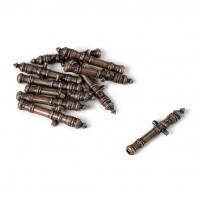 Cannoni mm. 45 decorati