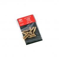 Canne tronche mm. 15-ottone