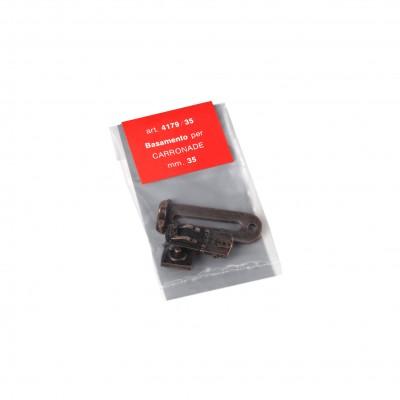 Chariots de caronades mm.35