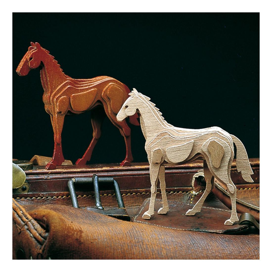 Woodline caballo joven