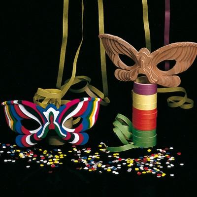Woodline maschera farfalla