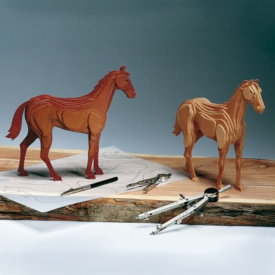 Woodline racing horse