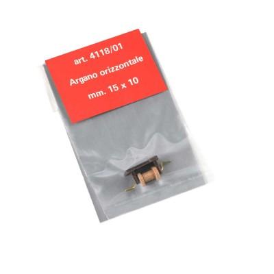 Molinete de metal mm.15x10