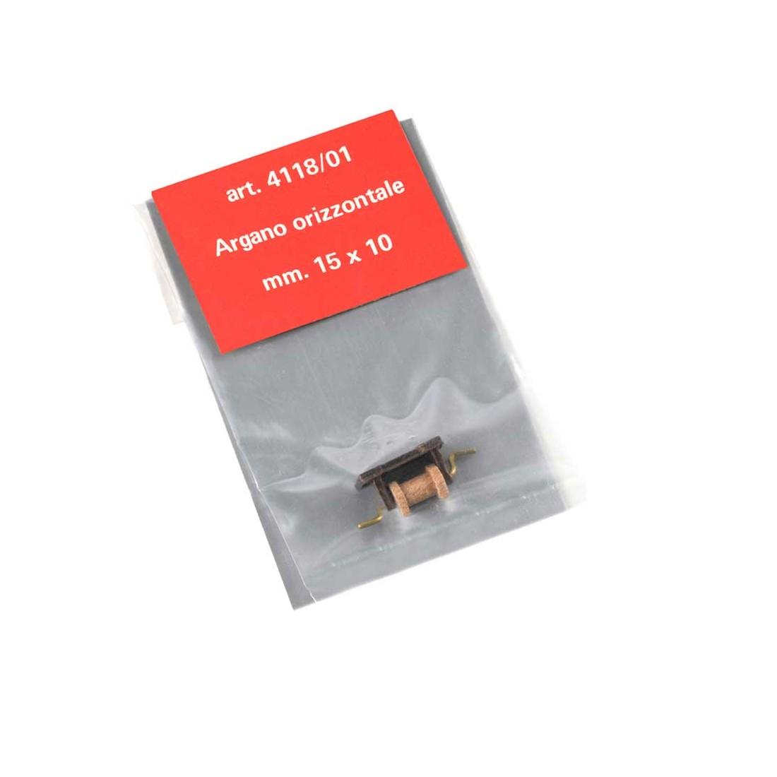 Cabestans guindeau en métal mm. 15x10