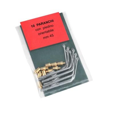 Pescantes de metal mm.45