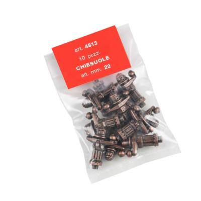 Bitácoras de metal mm.22