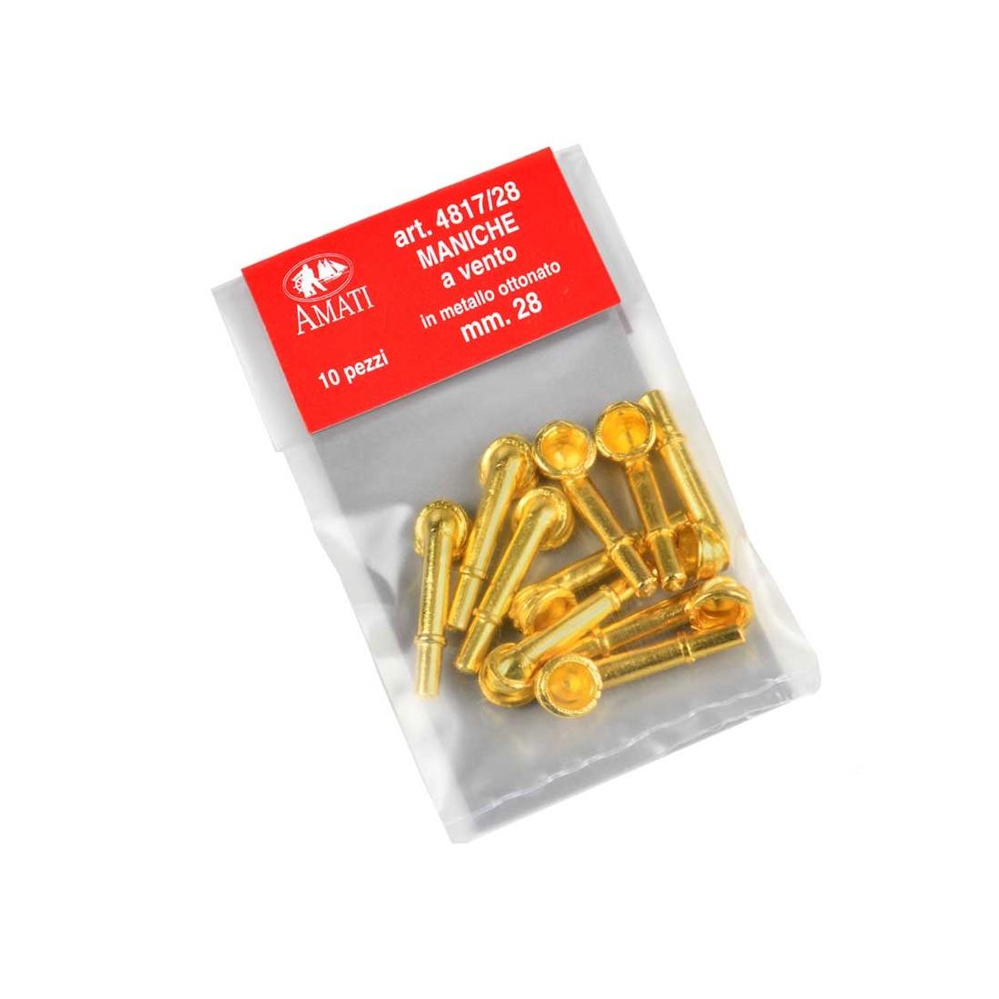 Metal ventilators mm.28
