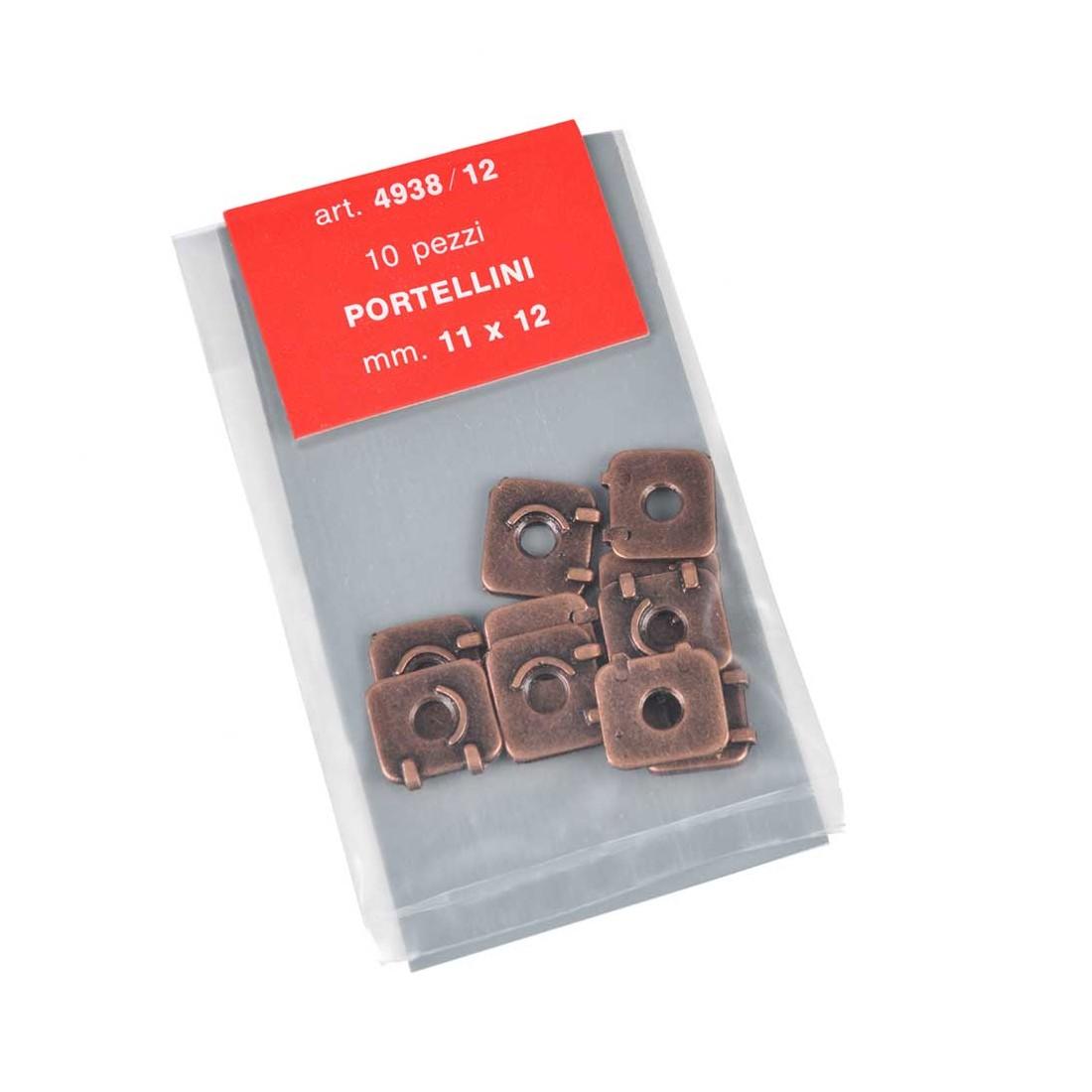 Escotillas de metal mm.11x12