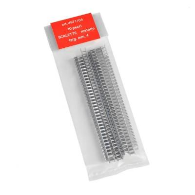 Metal ladders mm.4x100