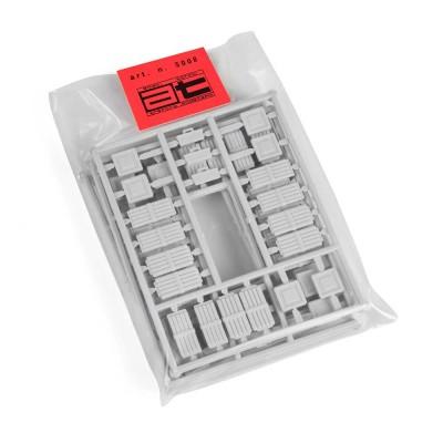 Casse munizioni plastica 1:35