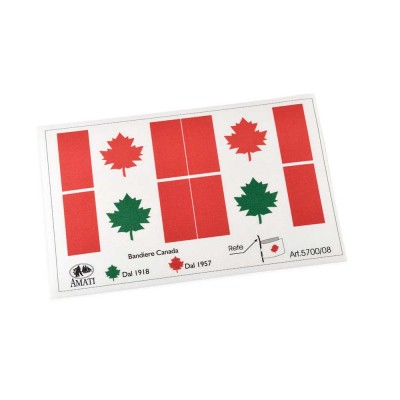 Drapeaux Canada
