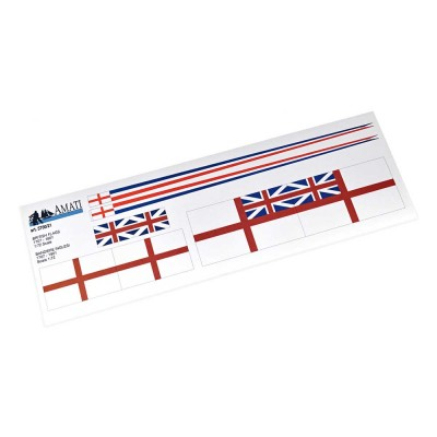 Bandiere Inglesi tipo Vanguard