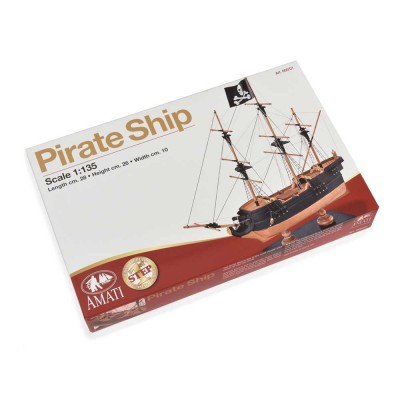 Pirate Ship - First Step