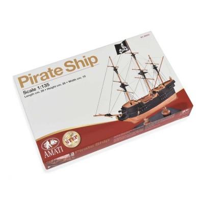 Bateau Pirate - First Step