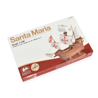 Santa Maria - First Step