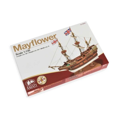 Mayflower - Primer Paso