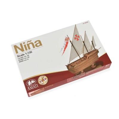 Nina Carabela - Primer Paso