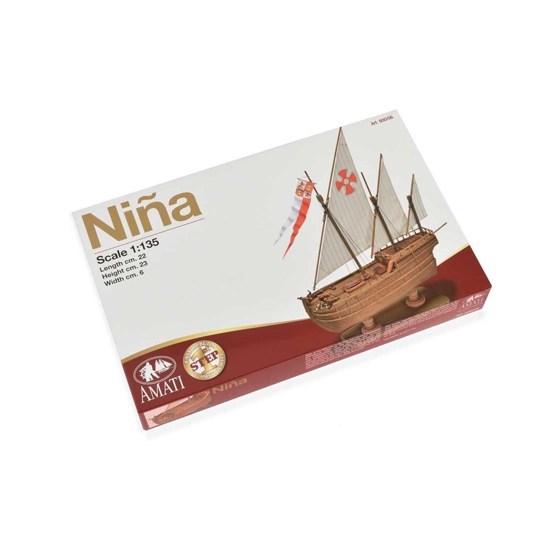 Scatola montaggio Nina - First Step