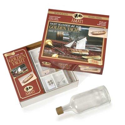 Dutch Yacht Kit (ship in bottle)