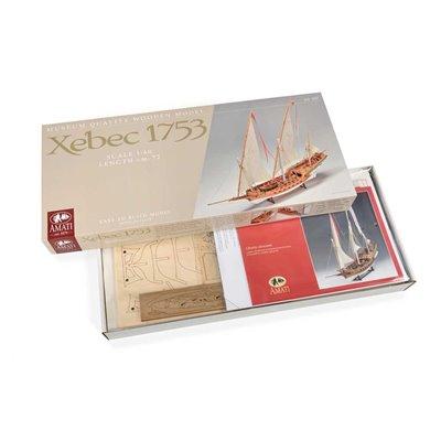 Caja de montaje Xebec