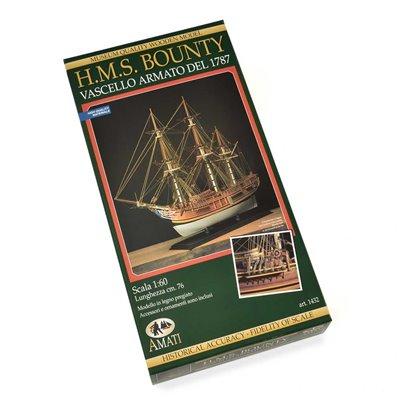 Scatola montaggio H.M.S. Bounty