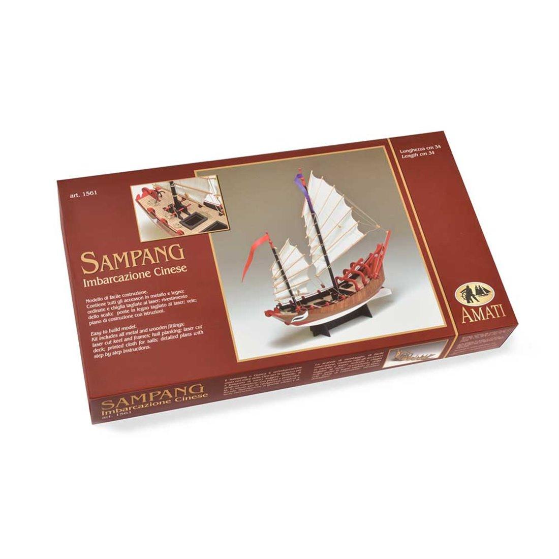 Scatola montaggio Sampang