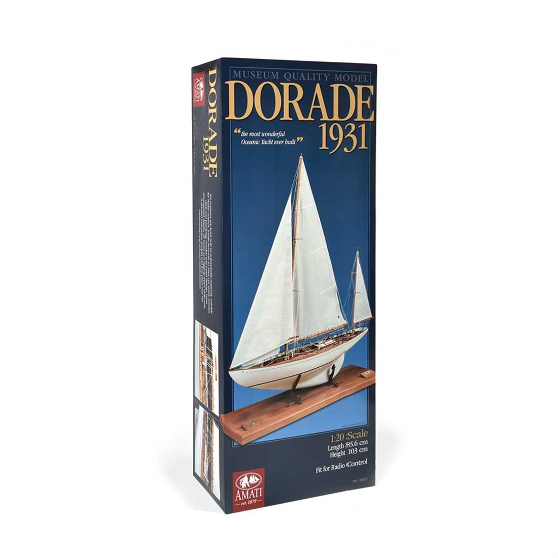 Dorade Racing Yacht