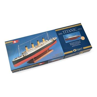 Scatola montaggio Titanic