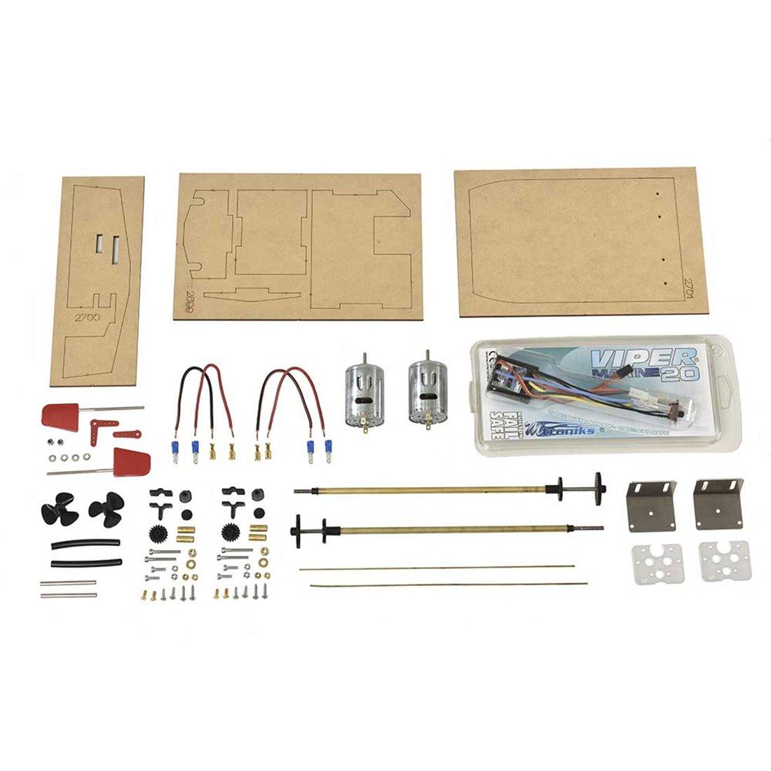 Kit de motorización Grand Banks