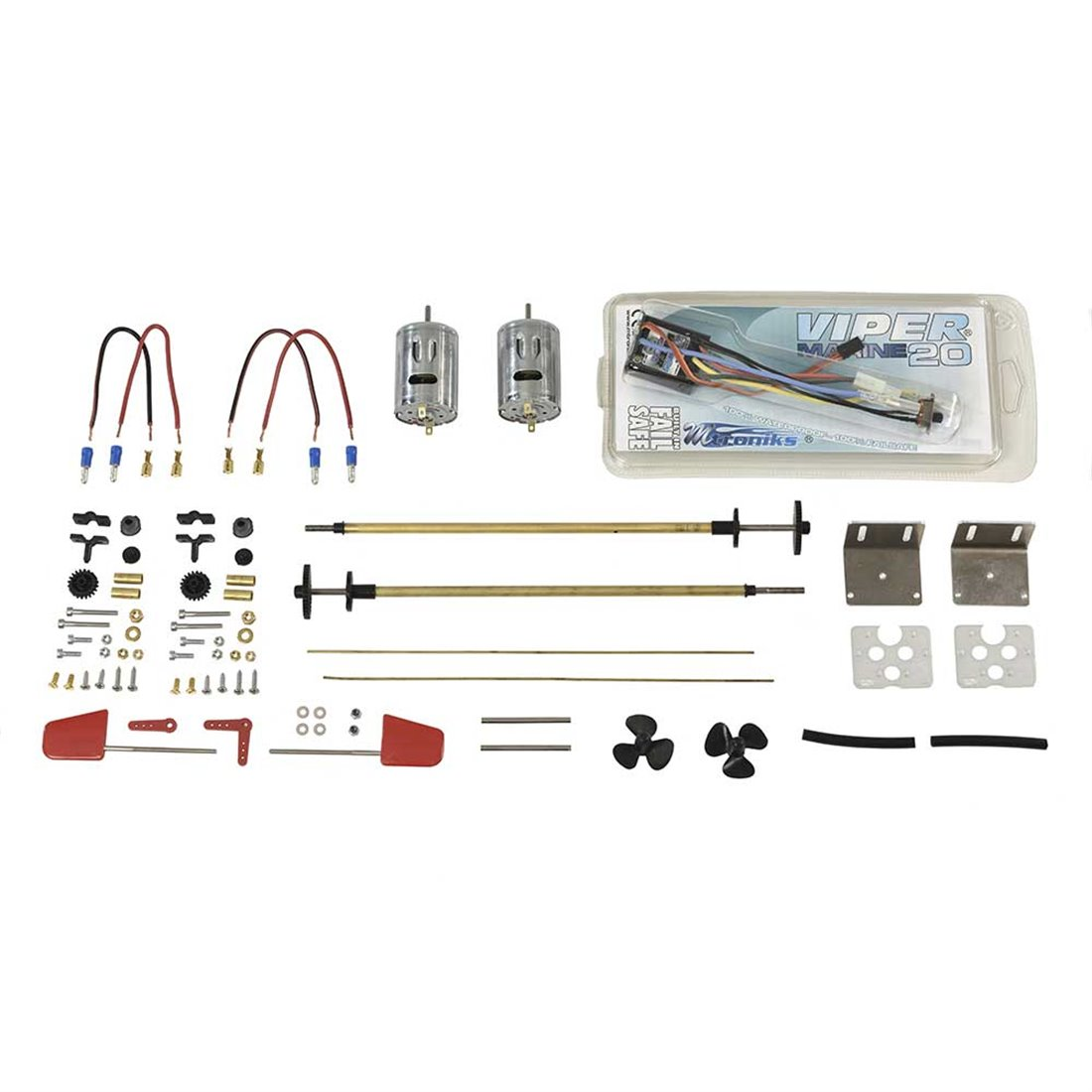 Italian Runabout Transmission Kit